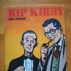 Cómics: RIP KIRBY - MISS PRISCILLA - BURULAN (B1). Lote 245583520