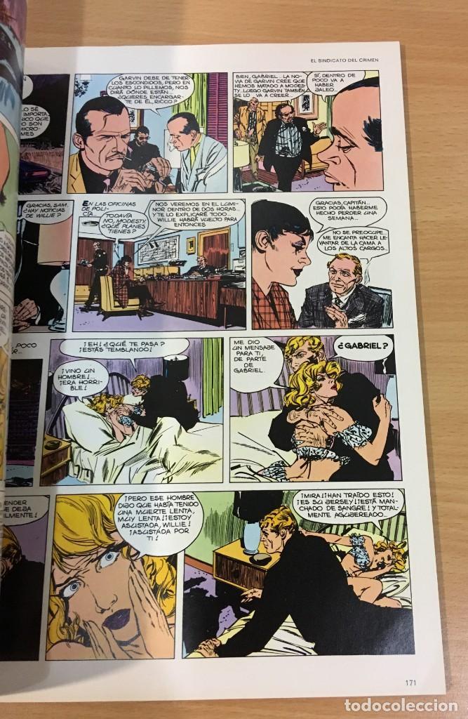 Cómics: CÓMIC COLECCIÓN AGENTES SECRETOS - MODESTY BLAISE EN EL SINDICATO DEL CRIMEN. BURU LAN, 1974 - Foto 3 - 245736950
