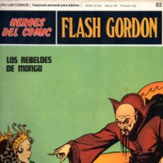 Cómics: Nº 02 FLASH GORDON. HEROES DE COMIC. BURU LAN .1972. Lote 246034950