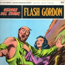 Cómics: Nº 013 FLASH GORDON. HEROES DE COMIC. BURU LAN .1972. Lote 246035415