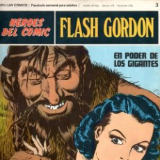 Cómics: Nº 3-23 FLASH GORDON. HEROES DE COMIC. BURU LAN .1972. Lote 246035775