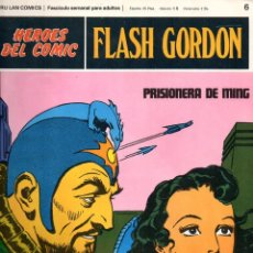 Cómics: Nº 6-26 FLASH GORDON. HEROES DE COMIC. BURU LAN .1972. Lote 246035835