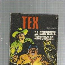 Cómics: TEX 43. Lote 246080770