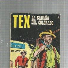 Comics: TEX 31. Lote 246084075