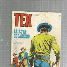 Cómics: TEX 37. Lote 246084315