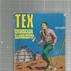 Cómics: TEX 22. Lote 246085305
