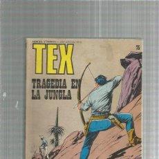 Cómics: TEX 75. Lote 246086225