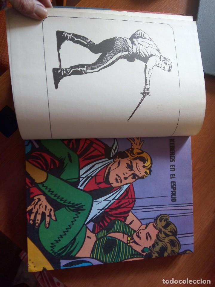 Cómics: FLASH GORDON TOMO 9 AVENTURA SIDERAL. BURU LAN 1973 TOMO DIFICIL - Foto 4 - 246217475