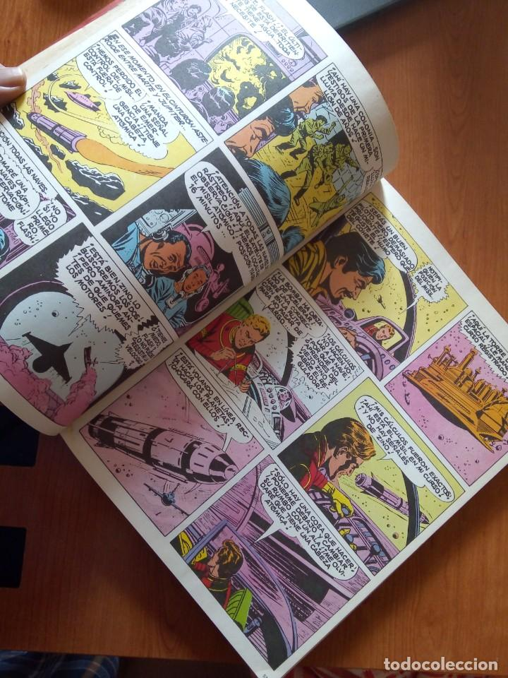Cómics: FLASH GORDON TOMO 9 AVENTURA SIDERAL. BURU LAN 1973 TOMO DIFICIL - Foto 5 - 246217475