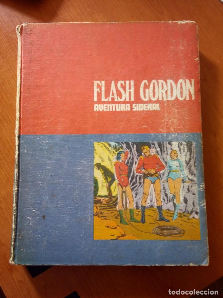 FLASH GORDON TOMO 9 AVENTURA SIDERAL. BURU LAN 1973 TOMO DIFICIL (Tebeos y Comics - Buru-Lan - Flash Gordon)