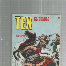 Cómics: TEX 67. Lote 246240020