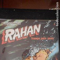 Cómics: RAHAN Nº 2. Lote 246335515