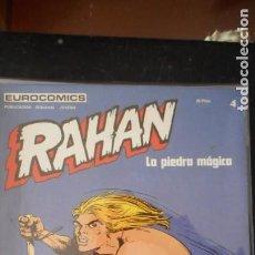 Cómics: RAHAN Nº 4. Lote 246335795