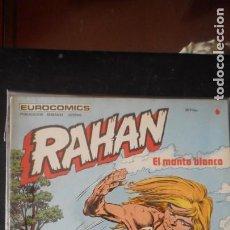 Cómics: RAHAN Nº 6. Lote 246336340