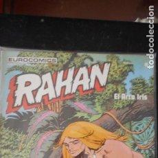 Cómics: RAHAN Nº 8. Lote 246336610