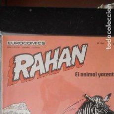 Cómics: RAHAN Nº 9. Lote 246336730