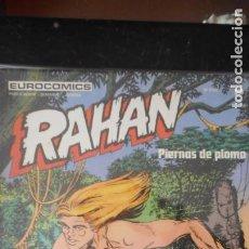 Cómics: RAHAN Nº 10. Lote 246336860