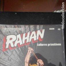 Cómics: RAHAN Nº 15. Lote 246337090