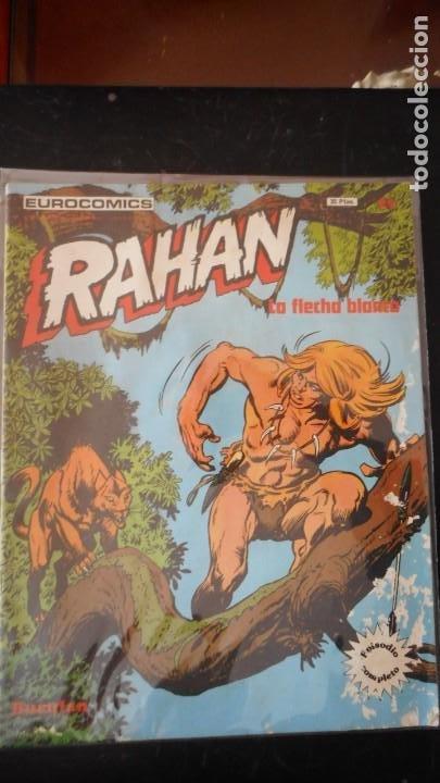 RAHAN Nº 21 /C-1 (Tebeos y Comics - Buru-Lan - Rahan)
