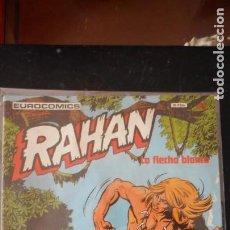 Cómics: RAHAN Nº 21. Lote 246337330