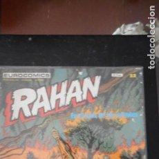Cómics: RAHAN Nº 22. Lote 246337480