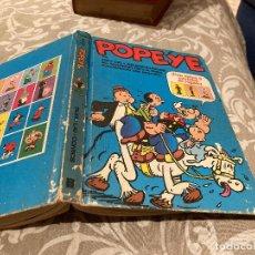 Cómics: POPEYE TOMO 1 REY DE LAS ESPINACAS - EDICIONES BURU LAN 1972. Lote 246736670