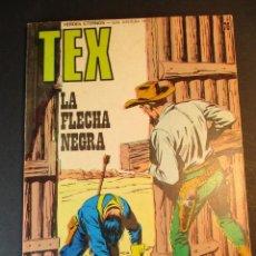 Cómics: TEX (1970, BURU LAN) 76 · 1971 · LA FLECHA NEGRA. Lote 246808100