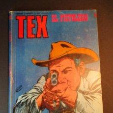 Comics : TEX (1970, BURU LAN) 79 · 1971 · EL PISTOLERO. Lote 246810055