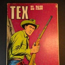 Comics : TEX (1970, BURU LAN) 80 · 1971 · EL PASO. Lote 246971185