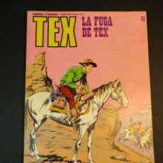 Cómics: TEX (1970, BURU LAN) 82 · 1971 · LA FUGA DE TEX. Lote 247034600
