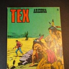 Cómics: TEX (1970, BURU LAN) 72 · 1971 · ARIZONA. Lote 247036870