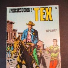 Cómics: TEX (1970, BURU LAN) 63 · 1971 · ¡PERSECUCIÓN!. Lote 247160305