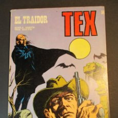 Cómics: TEX (1970, BURU LAN) 54 · 1971 · EL TRAIDOR. Lote 247194085