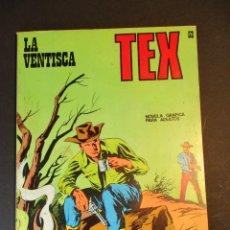 Cómics: TEX (1970, BURU LAN) 52 · 1971 · LA VENTISCA. Lote 247194605