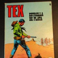 Cómics: TEX (1970, BURU LAN) 49 · 1971 · ESTRELLA DE PLATA. Lote 247195010
