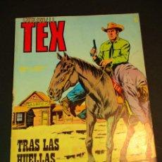 Cómics: TEX (1970, BURU LAN) 41 · 1971 · TRAS LAS HUELLAS DE KIT. Lote 247202695
