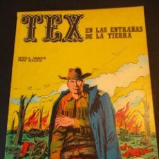 Comics : TEX (1970, BURU LAN) 10 · 1971 · EN LAS ENTRAÑAS DE LA TIERRA. Lote 247285360