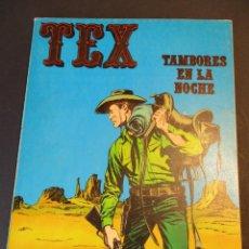 Cómics: TEX (1970, BURU LAN) 4 · 1971 · TAMBORES EN LA NOCHE. Lote 247291560
