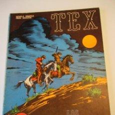 Cómics: TEX (1970, BURU LAN) 16 · 1971 · LOS VIGILANTES. Lote 247299115