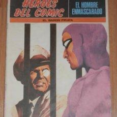 Cómics: BURA LAN COMICS - EL HOMBRE ENMASCARADO Nº 6. Lote 247776260