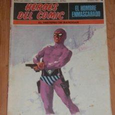 Cómics: BURA LAN COMICS - EL HOMBRE ENMASCARADO Nº 4. Lote 247779290