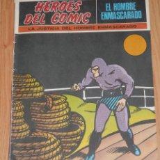 Cómics: BURA LAN COMICS - EL HOMBRE ENMASCARADO Nº 22. Lote 247779640