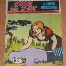 Cómics: BURA LAN COMICS - EL HOMBRE ENMASCARADO Nº 21. Lote 247787815