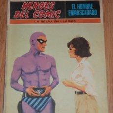Cómics: BURA LAN COMICS - EL HOMBRE ENMASCARADO Nº 20. Lote 247788015