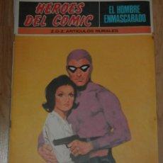 Cómics: BURA LAN COMICS - EL HOMBRE ENMASCARADO Nº 16. Lote 247788235