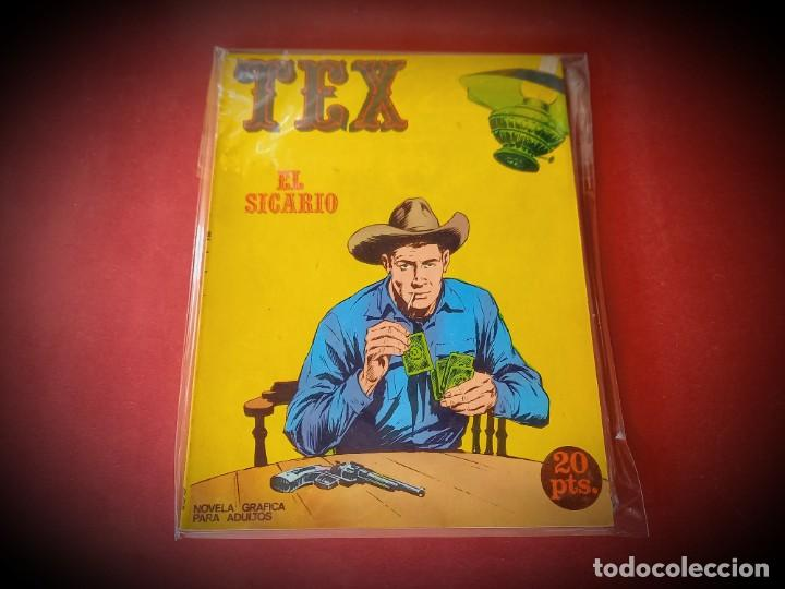 TEX Nº 2 -BURU LAN - EXCELENTE ESTADO - LEER DESCRIPICION - (Tebeos y Comics - Buru-Lan - Tex)