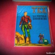 Cómics: TEX Nº 7 -BURU LAN - EXCELENTE ESTADO - LEER DESCRIPICION -. Lote 247956295