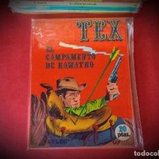 Cómics: TEX Nº 8 -BURU LAN - EXCELENTE ESTADO - LEER DESCRIPICION -. Lote 247956385