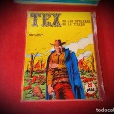 Cómics: TEX Nº 10 -BURU LAN - EXCELENTE ESTADO - LEER DESCRIPICION -. Lote 247956590