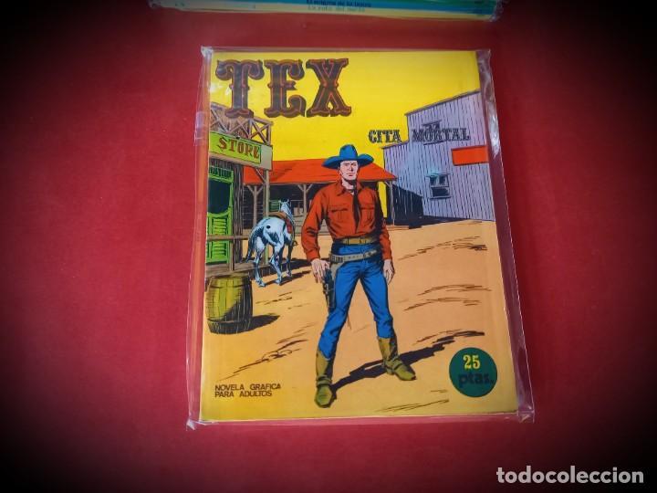 TEX Nº 11 -BURU LAN - EXCELENTE ESTADO - LEER DESCRIPICION - (Tebeos y Comics - Buru-Lan - Tex)